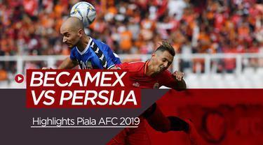 Berita video highlights Piala AFC 2019 Grup G antara Becamex Binh Duong Vs Persija Jakarta yang berakhir dengan skor 3-1, Rabu (1/5/2019).