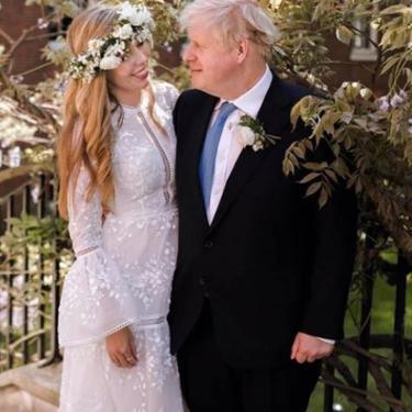 PM Inggris Boris Johnson Menikah Lagi, Gaun Pengantin Istrinya Ternyata Sewaan