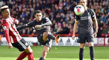 Sheffield United Vs Liverpool