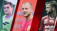 3 Pemain Asing yang Terancam Didepak Klub Liga 1 2019 (Bola.com/Adreanus Titus)