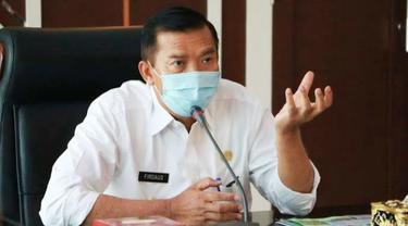Wali Kota Pekanbaru Firdaus ST.