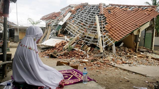 Dampak Gempa Lombok: 460 Orang Meninggal Dunia dan Kerugian Ekonomi 7,45 Trilyun Rupiah