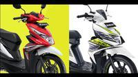 Berburu skutik murah, pilih Honca BeAT atau Suzuki Nex II (Otosia.com)