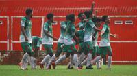 Persatu Tuban promosi ke Liga 2 2019. (Bola.com/Gatot Susetyo)