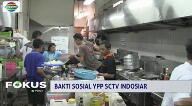Yayasan Peduli Amal dan Peduli Kasih SCTV-Indosiar berikan bantuan sandang, pangan, dan pengobatan untuk korban bencana gempa dan tsunami di Sigi, Sulawesi Tengah.