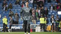 6. Thibaut Courtois (Real Madrid) - Overall 87 (AFP/Curto de la Torre)