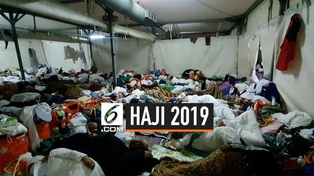 Pemerintah Indonesia mendorong pemerintah Arab Saudi untuk lebih mengembangkan kawasan Mina, salh satunya dengan membuat tenda bertingkat untuk jemaah haji.