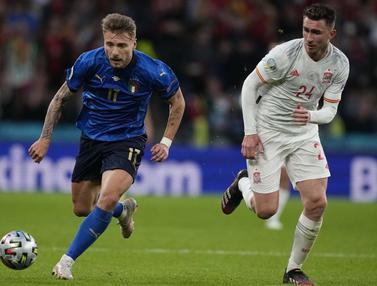 Foto Piala Eropa: Hey Lads, Kalian Harus Waspada Dengan 4 Pemain Italia Ini di Final Euro 2020