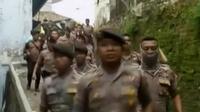 Lokasi transaksi narkoba dan perjudian di Medan digerebek, hingga pelantikan Teten Masduki sebagai Kepala Staf Kepresidenan.