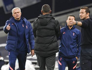Foto: 5 Juru Taktik Berkelas yang Pernah Diasuh Jose Mourinho