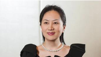 Petinggi Huawei Meng Wanzhou Dibebaskan Joe Biden dari Kanada