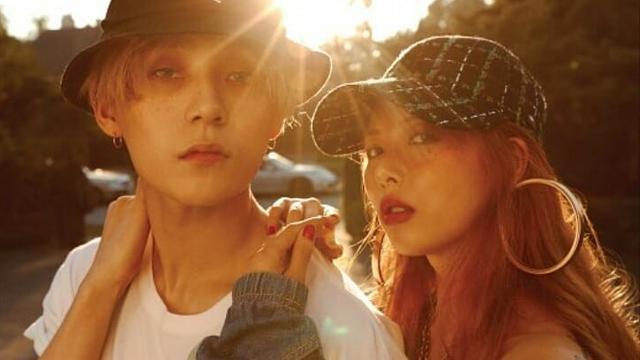 pasangan idol kpop - Kronologi Prahara HyunA - E'Dawn dan Cube Entertainment - ShowBiz  Liputan6.com