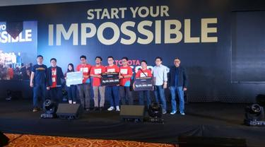 Begini Cara Toyota Hadapi Tantangan Digital di Industri Otomotif Indonesia (Arief A/Liputan6.com)