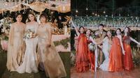 Momen Resepsi Pernikahan Steffy Ai Eks Cherrybelle. (Sumber: Instagram/steffy_ai)
