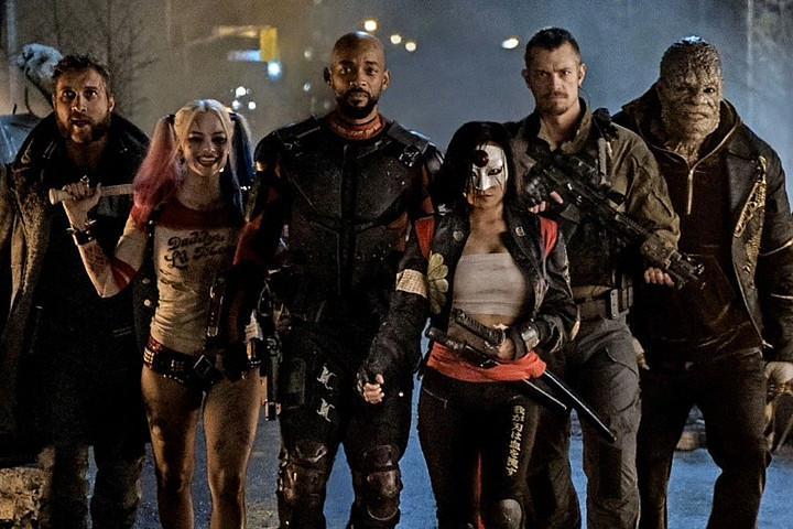 Film Suicide Squad. (Warner Bros)