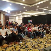 Audisi Stand Up Comedy Academy 4 Jogjakarta. (Indosiar)`