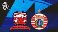 BRI Liga 1 - Madura United Vs Persija Jakarta (Bola.com/Adreanus Titus)