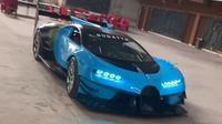 Mekanik Ini Bikin Bugatti Vision Gran Turismo Hanya 3 Bulan (Autoevolution)