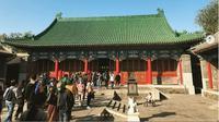 Bangunan 400 Tahun di China Diubah Jadi Tempat Wisata dan Restoran Mewah. (dok.Instagram @yangqun/https://www.instagram.com/p/CGeufYQF0dJ/Henry)