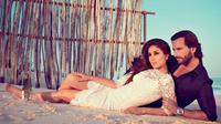 Kareena Kapoor dan Saif Ali Khan menyebutkan mereka sempat menerapkan peraturan tak boleh berciuman. Seperti apa ceritanya?