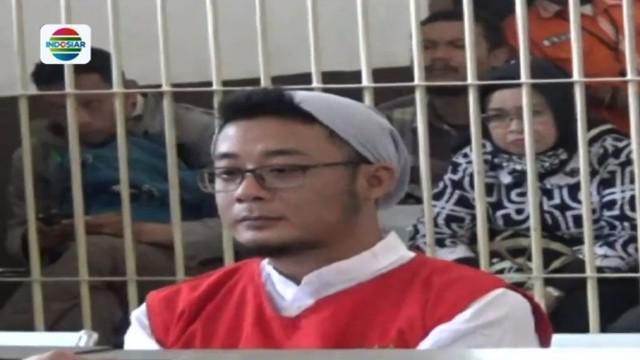 Andika The Titans jalani Sidang Perdana di Pengadilan Bandung.