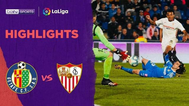Beriita Video Highlights La Liga, Sevilla Menang  3-0 Atas Getafe