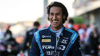 Sean Gelael akan berlaga di ajang FIA World Endurance Championship (WEC). (Tim Jagonya Ayam)