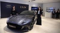 Aston martin DBS Superleggera Siap Diburu Konglomerat di Indonesia (Aston martin)
