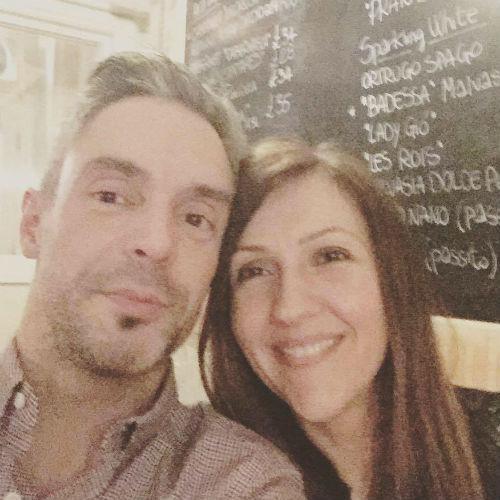 Aysha Farde dan suami/Facebook