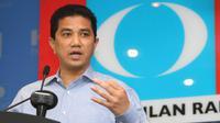 Menteri Perekonomian Malaysia Mohamed Azmin Ali. (Wikimedia / Creative Commons)