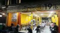Kuliner Malam Jumat: Ciz n' Chic. (Liputan6.com/Henry)