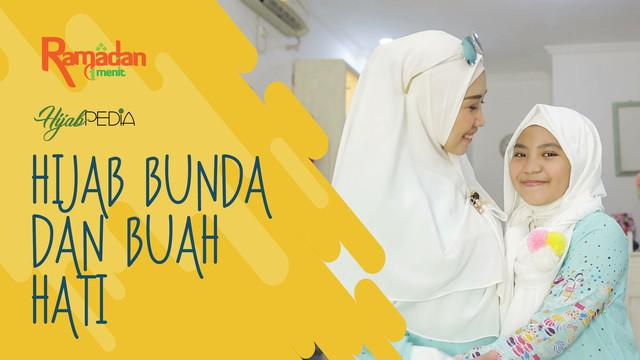 Siapa bilang bergaya dan berhijab dengan sang buah hati sulit? Cek video berikut ini untuk tahu bagaimana cara menata gaya hijab bersama sang buah hati.