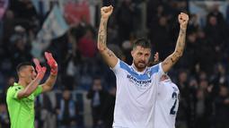 2. Bek - Francesco Acerbi (SS Lazio) (AFP/Tiziana Fabi)