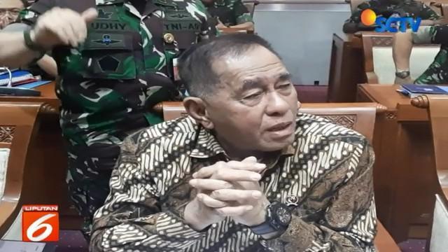 Menteri Pertahanan memastikan, tidak ada unsur politis dalam penetapan nama Tim KKIP.