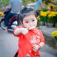 ilustrasi anak makan es/copyright Pexels/bruce Iam