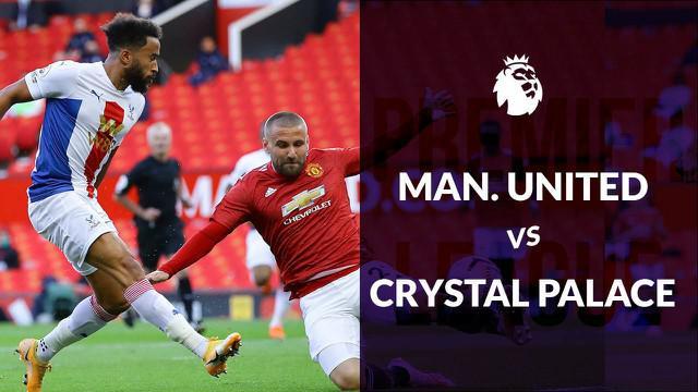 Berita motion grafis statistik pertandingan Manchester United kontra Crystal Palace pada pekan kedua Liga Inggris 2020/2021, Sabtu (19/9/2020) malam hari WIB.