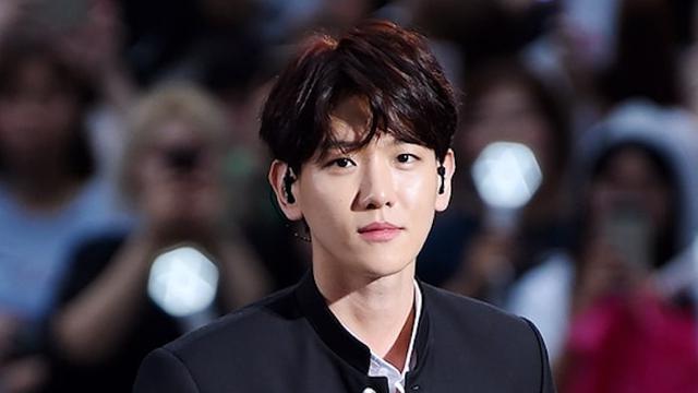 87 Gambar Baekhyun Exo 2018 HD