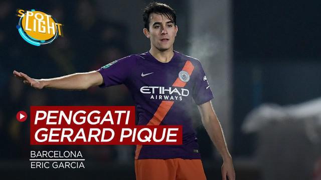 Berita video spotlight kali ini membahas tentang pemain yang bisa menggantikan Gerard Pique di Barcelona.