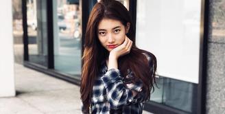 Beberapa waktu lalu Suzy beredar kabar jika Suzy akan digugat oleh Once Picture karena pencemaran nama baik. Walaupun sudah meminta maaf, akan tetapi Once Picture tetap melanjutkan ke jalur hukum. (Foto: instagram.com/skuukzky)