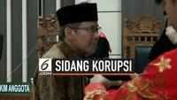 JPU pada Komisi Pemberantasan Korupsi ( KPK) menuntut hukuman 8 tahun penjara kepada mantan wakil ketua DPR Kurniawan terkait suap kepengurusan Dana Alokasi Khusus (DAK) di dua daerah di Jawa Tengah.
