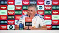 Pelatih Real Madrid, Carlo Ancelotti. (Foto: Real Madrid)