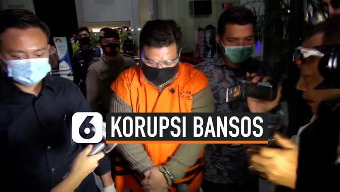 VIDEO: Korupsi Bansos, Penyuap Pejabat Kemensos Keluar