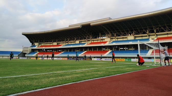 KPK Dalami Proses Lelang Proyek Pembangunan Stadion Mandala Krida DIY
