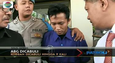Ayah dua anak ini dijebloskan ke penjara lantaran memacari dan menyetubuhi gadis di bawah umur.