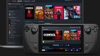 Valve umumkan Steam Deck, konsol pesaing Nintendo Switch. (Doc: Valve)