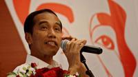 Jokowi heran dengan besarnya anggaran rapat kementerian dalam RAPBN 2015 (Liputan6 TV)
