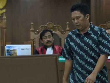 Ketua Nonaktif Kadin Barabai Divonis 4,5 Tahun Penjara