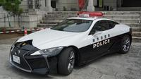 Seperti dilansir Carscoops, Jumat (23/10/2020), Lexus LC 500 (Carscoops)