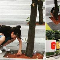 Foto-foto warga Jepang yang memunguti sampah ini jadi viral usai pembukaan Asian Games 2018. (Twitter: @motikatrok)