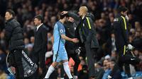 Pep Guardiola (AFP/Paul Ellis)